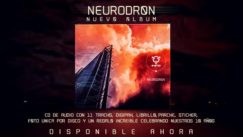 Neurodrón, disponible AHORA